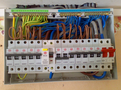 professional electrical services in canberra WA